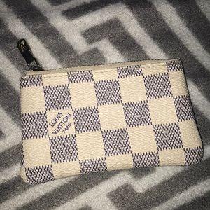 Louis Vuitton key pouch wallet